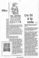 ARTICLE DE LA REVUE LA GAZETTE DU CICPC