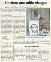 ARTICLE DU JOURNAL L'ALSACE